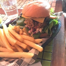 Photo of menu item: Porky's