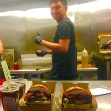 Photo of menu item: Donald Truff