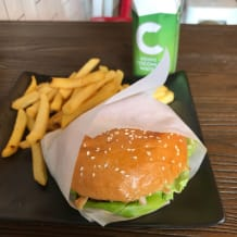 Photo of menu item: Crazy Chook