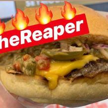 Photo of menu item: the reaper