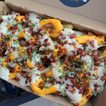 Photo of menu item: Loaded Ranch Fries