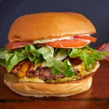 Photo of menu item: BL Beef Burger
