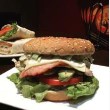 Photo of menu item: Double Decker