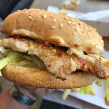 Photo of menu item: Original Portuguese Burger