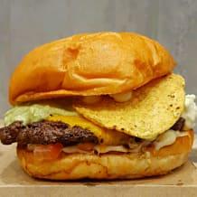 Photo of menu item: Fiesta Burger