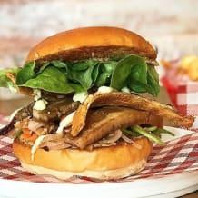 Photo of menu item: Bahn Mi Burger