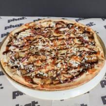 Photo of menu item: BBQ Chicken Pizza