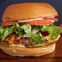 Photo of menu item: BL Beef Burger