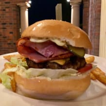 Photo of menu item: Wagyu Beef Burger