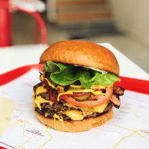 Photo of menu item: Third Street Promenade