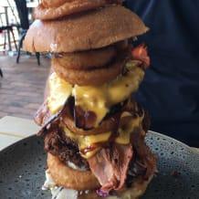 Photo of menu item: THE BEAST