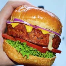 Photo of menu item: El Veggie