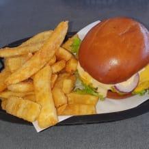 Photo of menu item: The Mondaze