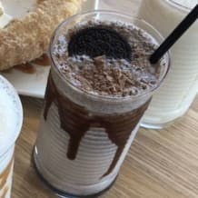 Photo of menu item: Oreo Thickshake