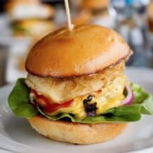 Photo of menu item: Barra Burger
