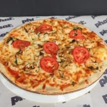 Photo of menu item: Marinara Pizza