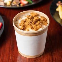 Photo of menu item: Biscoff Ice cream smash (Sml)