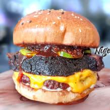 Photo of menu item: Nigel's Smokin' Hot