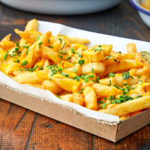 Photo of menu item: Cheesy Fries