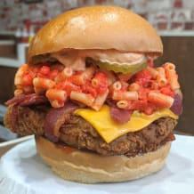 Photo of menu item: Fried n' Flamin'