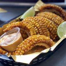 Photo of menu item: Corn Ribs