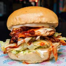 Photo of menu item: Big L Burger