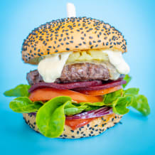 Photo of menu item: Normal Burger