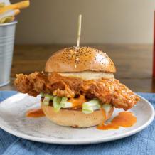 Photo of menu item: Fry Me a River & Chips