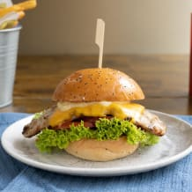 Photo of menu item: Grilled Burger Patch Chicken