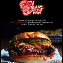 Photo of menu item: Kim Jong MMM