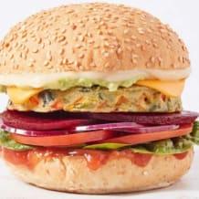 Photo of menu item: Vegan Garden Goodness
