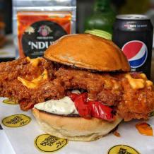 Photo of menu item: How Nduja Like Me Now?