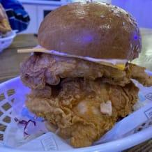 Photo of menu item: Mother Clucker