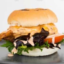 Photo of menu item: New Orleans Chicken Burger