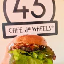 Photo of menu item: Bacon cheeseburger