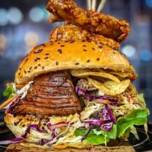 Photo of menu item: Butcher burger