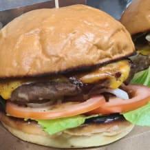 Photo of menu item: Beef Burger