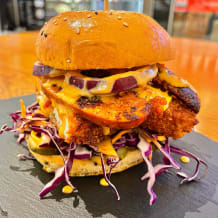 Photo of menu item: 💥💥💥The Holy Schnitty 💥💥💥