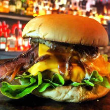 Photo of menu item: Dirty Chicken Sandwich