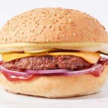 Photo of menu item: Beyond Vegan Cheeseburger