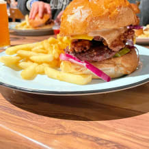 Photo of menu item: House Burger