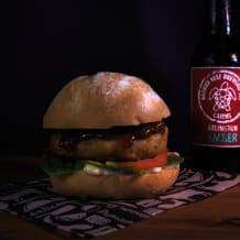 Photo of menu item: Vegan Burger