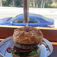 Photo of menu item: Burger