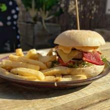Photo of menu item: Beef and Bacon Burger