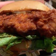Photo of menu item: Fat Belly Burger