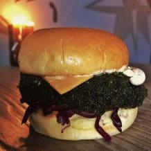 Photo of menu item: Broccoli Burger