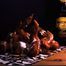 Photo of menu item: Sriracha HOT Wings