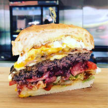 Photo of menu item: Lottie Burger