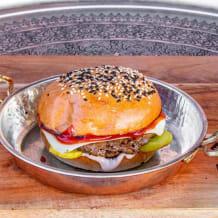 Photo of menu item: Cheese Burgerque
