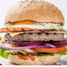 Photo of menu item: Almighty